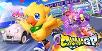 Video Famitsu plays Chocobo GP...