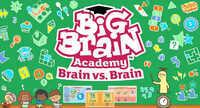 Big Brain Academy Brain Vs Brain...