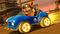 Crash Team Racing: Nitro-Fueled: Crash Team Racing Nitro-Fueled 'Customization' trailer, screenshots
