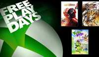 Latest Xbox Free Play Days Includes...