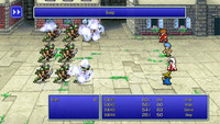 Final Fantasy Pixel Remasters could...