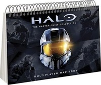 Halo - The Master Chief Collection - Multiplayer Map Book