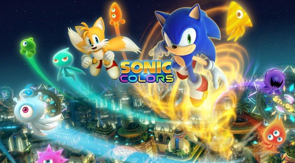 Sonic Colors Ultimate - Improvements trailer