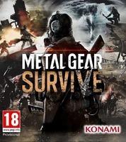 Metal Gear: Survive game