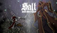 Salt and Sacrifice for PC exclusive...