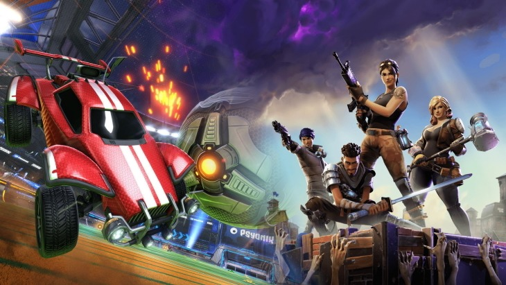 Epic Games Give Away Free Fortnite V-Bucks and Rocket League Credits After Settling Lootbox Lawsuit
