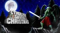 Cthulhu Saves Christmas for PS5...