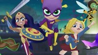 DC Super Hero Girls Teen Power...