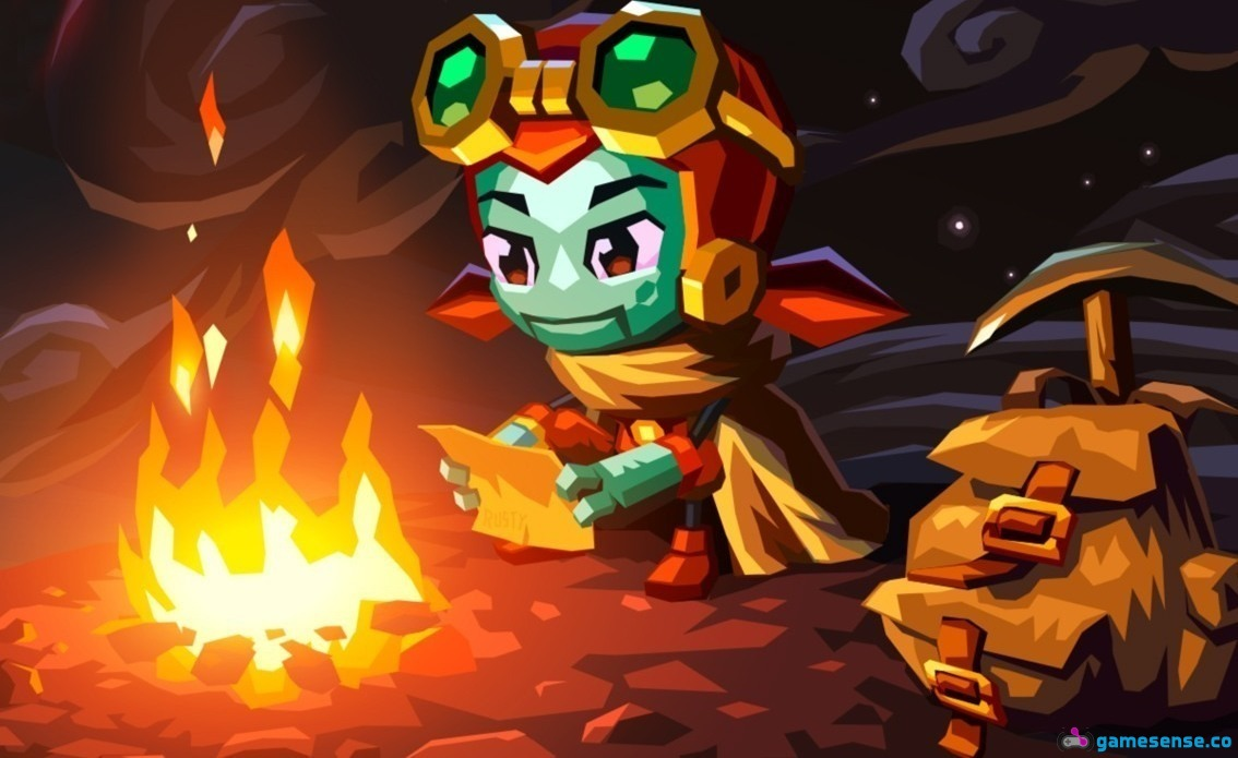 Image & Form explains why they moved away from procedural generation with SteamWorld Dig 2