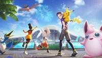 Pokemon Unite now available on...
