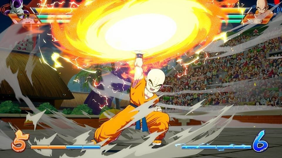 Brand New Screenshots Revealed For Dragon Ball FighterZ