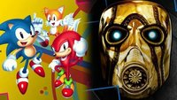 Sonic Mania: The June PlayStation Plus Games Are Sonic Mania and Borderlands
