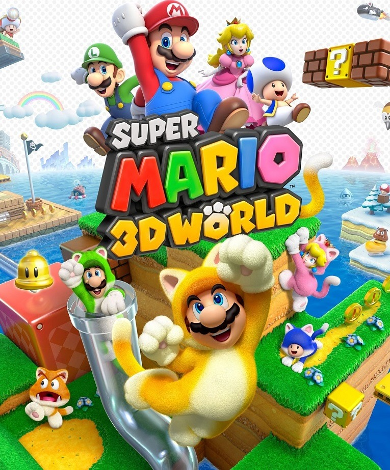Super Mario 3d World game