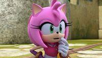 Amy Rose Voice Actor No Longer...