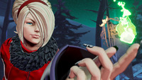 The King of Fighters XV Ash Crimson...
