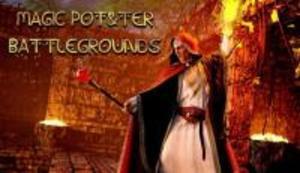 MAGIC POTTER BATTLEGROUNDS game