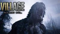 First Resident Evil Village PC...