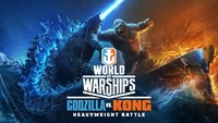Godzilla and Kong join World of...
