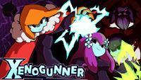 Runandgun platformer Xenogunner...