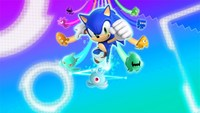 New Sonic Colors Ultimate game...