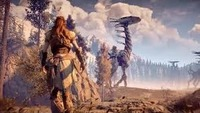 Horizon: Zero Dawn: horizon zero dawn gameplay (leyts play)