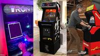 Arcade1Up adding Tron Killer Instinct...