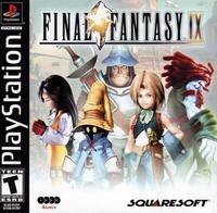 Final Fantasy Ix game