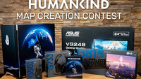 """How To Win a Free and Unique Gaming PC by Creating a Map for """"HUMANKIND"""" Game"""