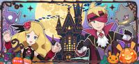 Pokemon Masters EX  Midnight Spookfest...
