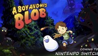 Wii game A Boy and His Blob returning...