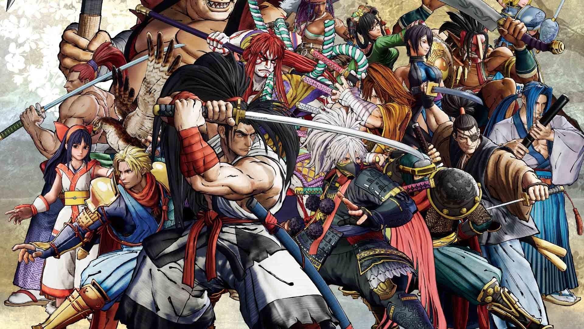 Impressions: Samurai Shodown for Switch