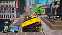 Taxi Chaos is an arcade game inspired...