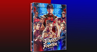 Street Fighter the Movie coming...