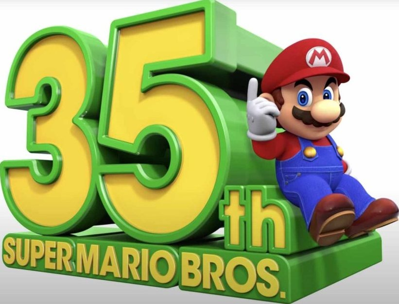 Nintendo is ending Super Mario 35th celebrations by