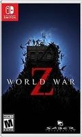 World War Z Switch boxart first...