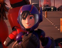 Kingdom Hearts III: Kingdom Hearts III Sees Most of the Big Hero 6 Movie Cast Appearing In Game