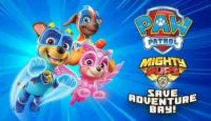 PAW Patrol Mighty Pups Save Adventure Bay game