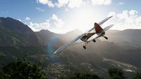 Microsoft Flight Simulator Works Surprisingly Well on Xbox