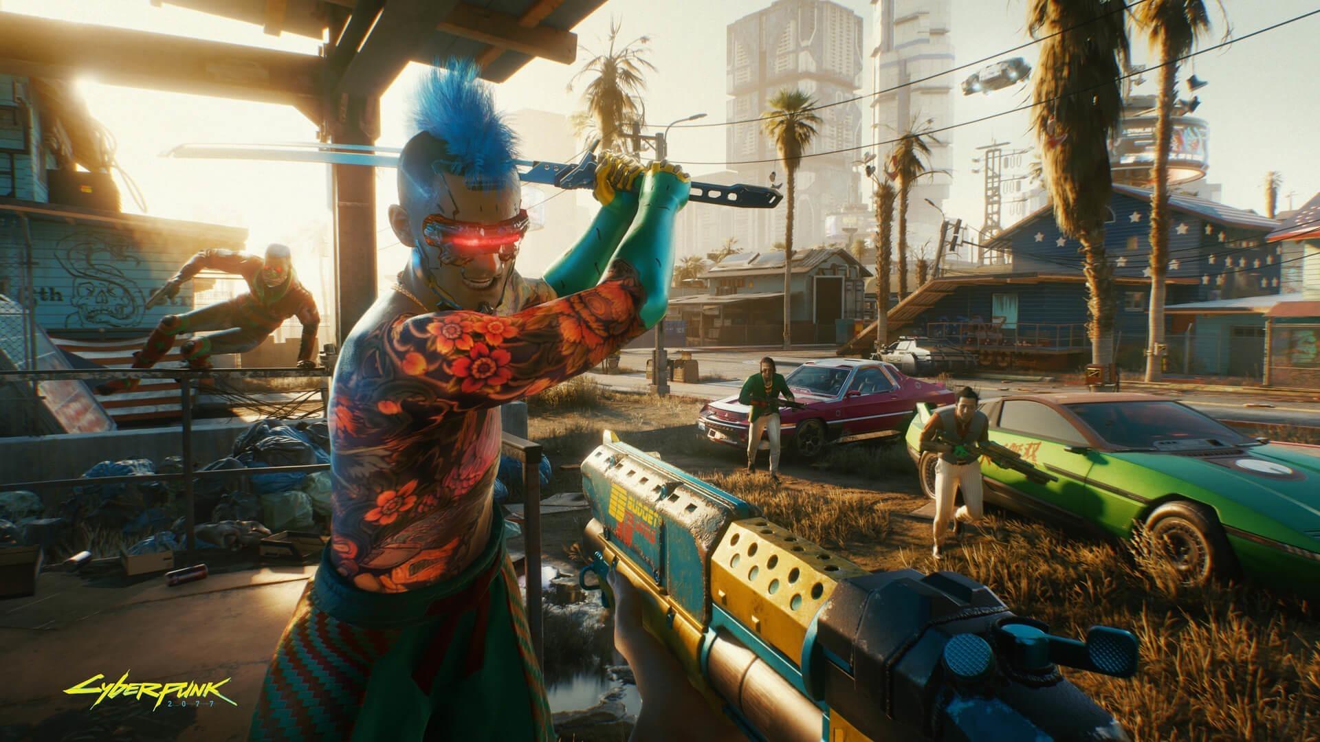 CD Projekt RED debunks Cyberpunk 2077's latest development & post-launch support rumored troubles