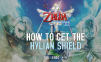 How to Get the Hylian Shield in...