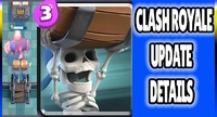 Clash Royale: NEW CARD NEW ARENA & MORE | Clash Royale January Update Details