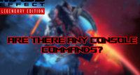 Mass Effect Legendary Edition Are...