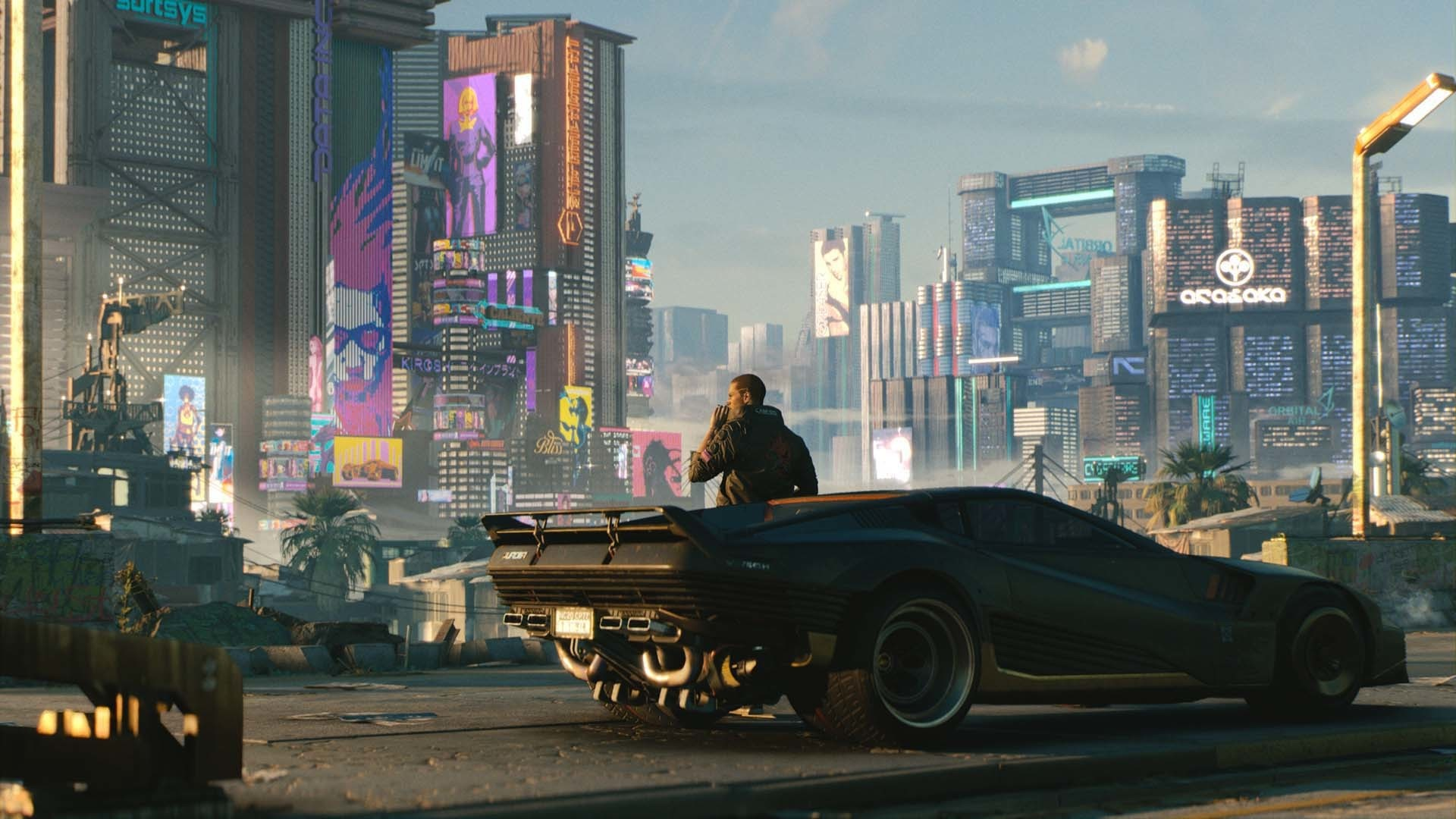 Cyberpunk 2077 E3 2018 Hands Off Preview - A Stunning Mix of Blade Runner and The Witcher 3