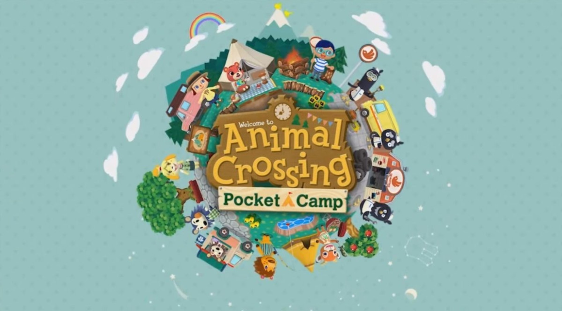 Animal Crossing: Pocket Camp game