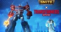 Smite reveals Transformers cro...