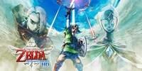 Video The Legend of Zelda Skyward...