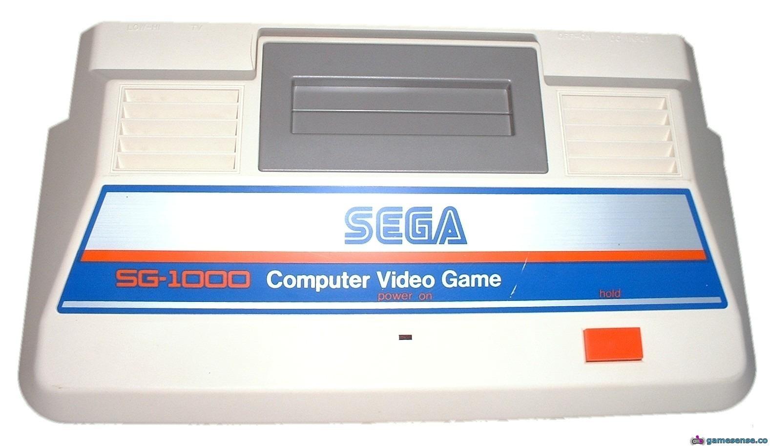 SG-1000 Best Games