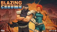 Blazing chrome: The Contra-esque Blazing Chrome releases in a couple of weeks