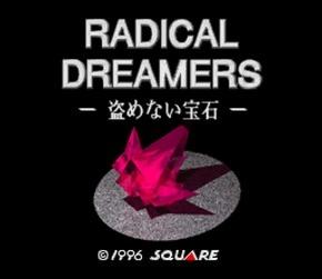 Radical Dreamers game