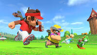 Nintendo Direct Mario Golf Super...